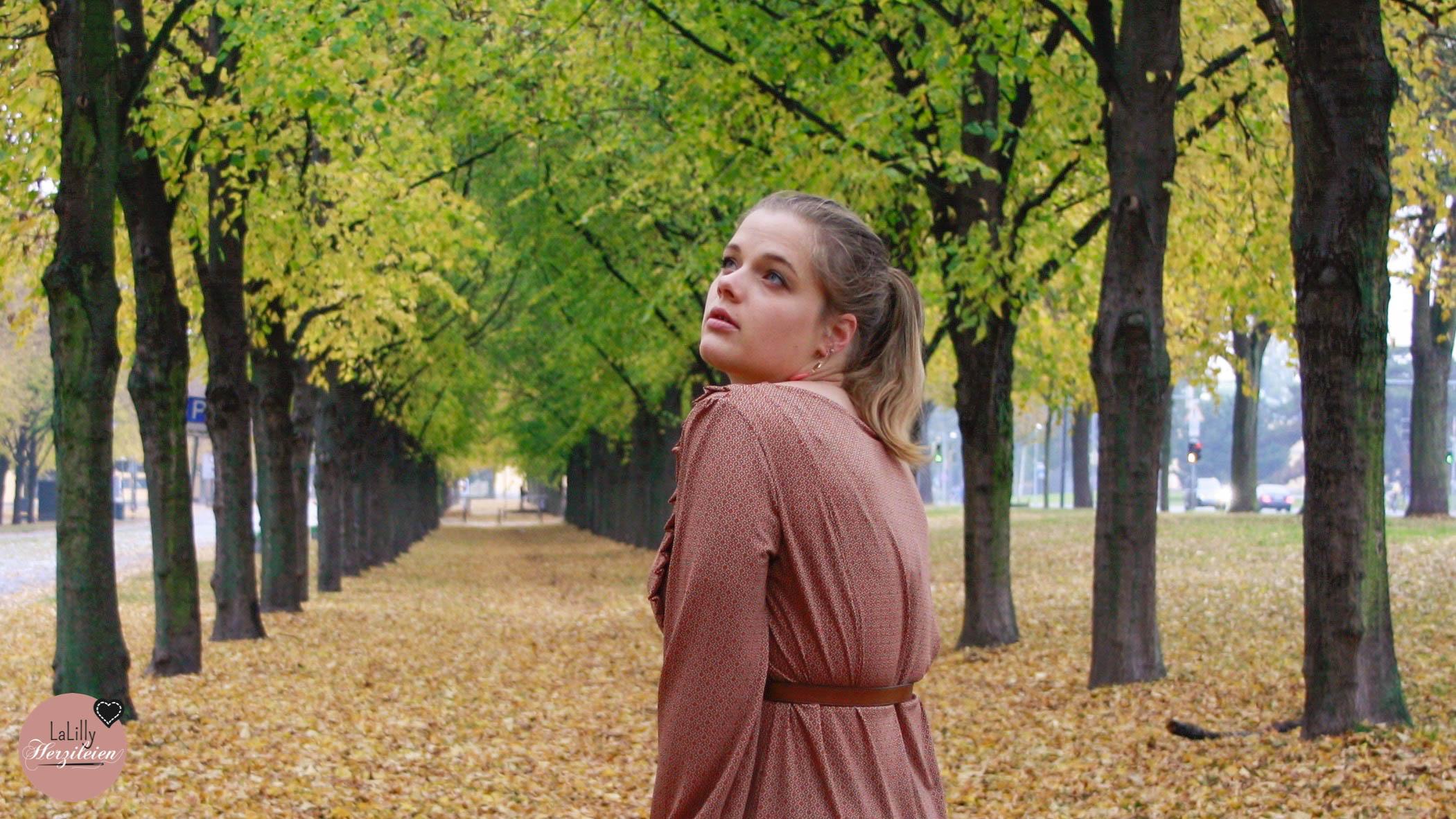 Bohokleid Bugsy- Kleidsam durch den Herbst