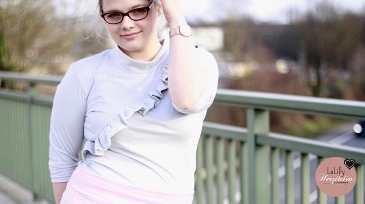 Verrüscht und zugenäht- Breathless Shirt von Miss Rosi