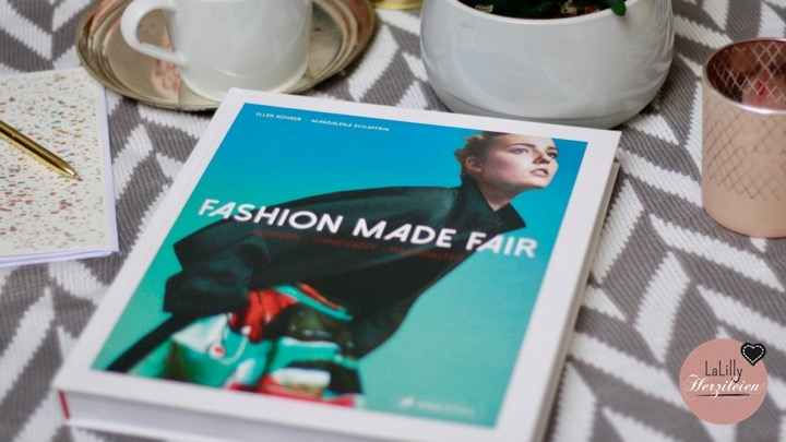 "Fashion Revolution Week 2018- Buchrezension ""Fashion made Fair"""