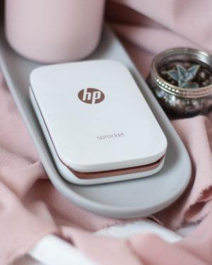 HP Sprocket Sofortbilddrucker