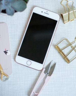 Iphone 8 256gb Roségold