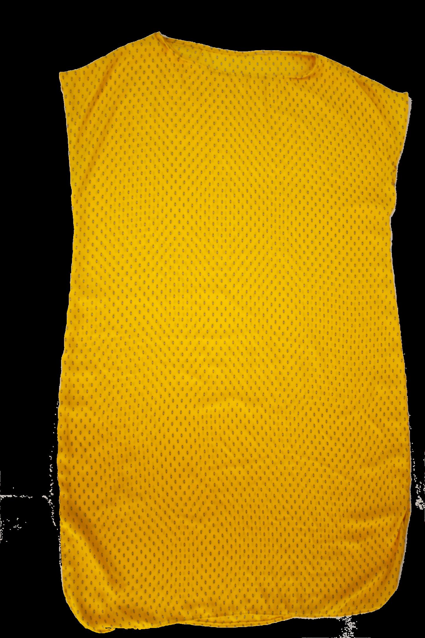 Bevor du deine selbstgenähte Kleidung Fotografieren kannst, musst du daraus Outfits zusammenstellen. Ich erkläre dir exemplarisch an meinem gelben Kleid, wie ich Accessoires und Schmuck ausgewählt habe um das Outfit für die Fotos festzulegen.