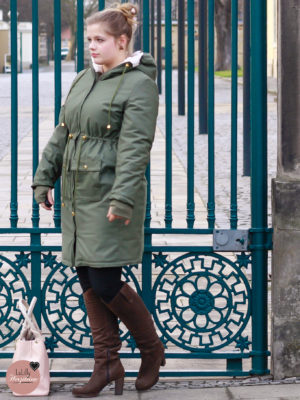 Mantel nähen – Clarice als Parka