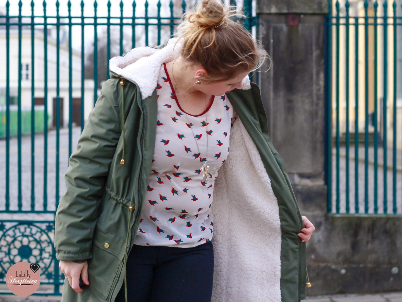 Der Patternhack Clarice war ein absolutes Traumprojekt für mich, das ich im Rahmen des Miss & Misseses Blogprojekts umgesetzt habe. In meinem Beitrag erkläre ich dir genau welche Materialien ich benutzt habe und was ich verändert habe um den eleganten Mantel Clarice in einen coolen Parka zu verwandeln.