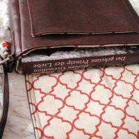 Boxbag Ysabel genäht nach der digitalen Nähanleitung von LaLilly Herzileien in der Größe Midi