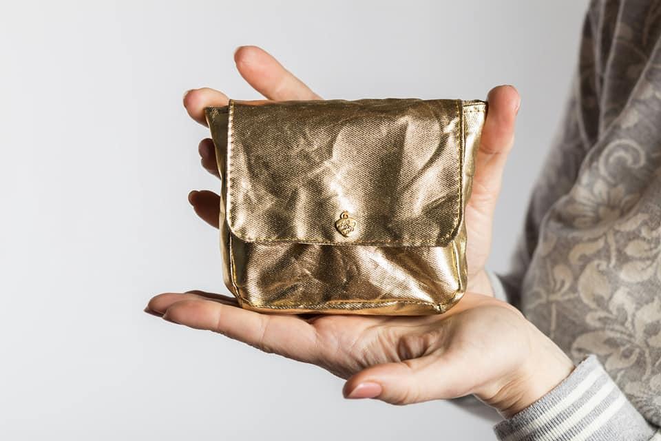 Boxbag Ysabel genäht nach der digitalen Nähanleitung von LaLilly Herzileien in der Größe Micro