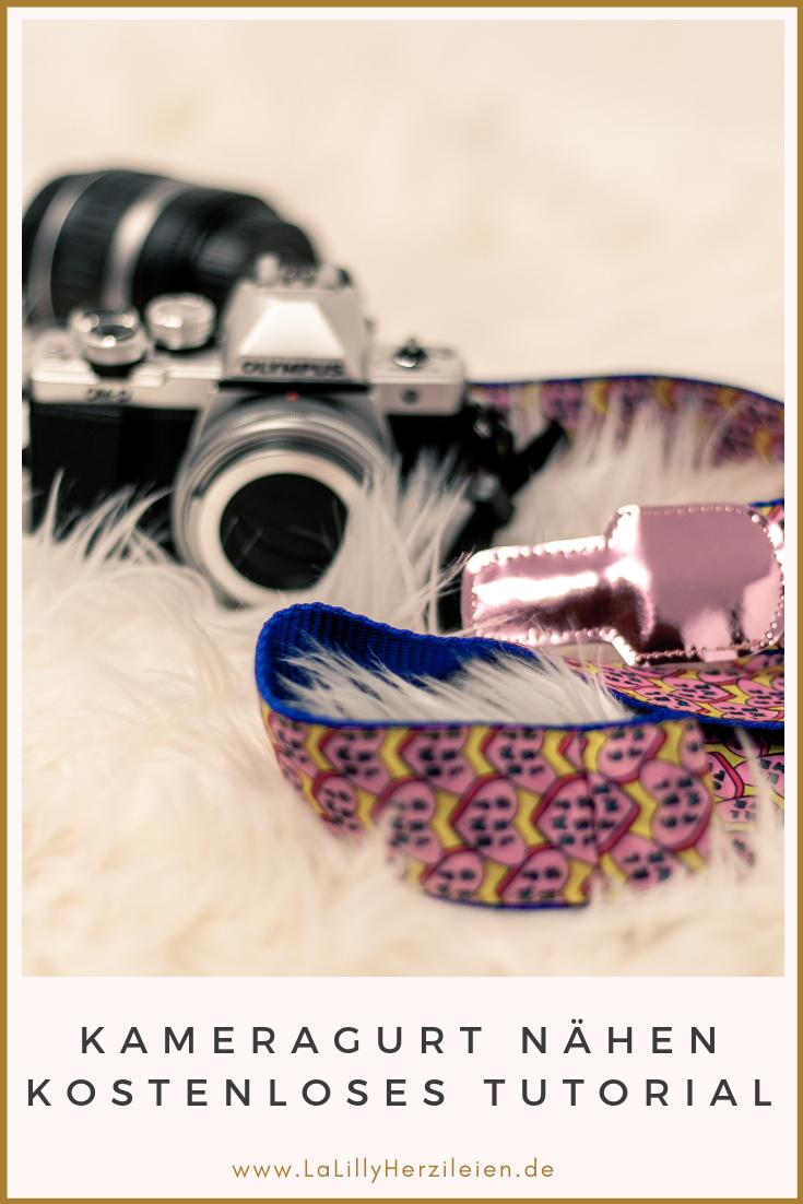Du hast genug von langweiligen Kameragurten, wie sie die Hersteller mitliefern? Oder suchst du ein individuelles Geschenk für einen Fotografie-Fan? Mit meinem Tutorial kannst du ganz einfach einen Gurt selber nähen. Perfekt als DIY-Geschenk!Du hast genug von langweiligen Kameragurten, wie sie die Hersteller mitliefern? Oder suchst du ein individuelles Geschenk für einen Fotografie-Fan? Mit meinem Tutorial kannst du ganz einfach einen Gurt selber nähen. Perfekt als DIY-Geschenk!