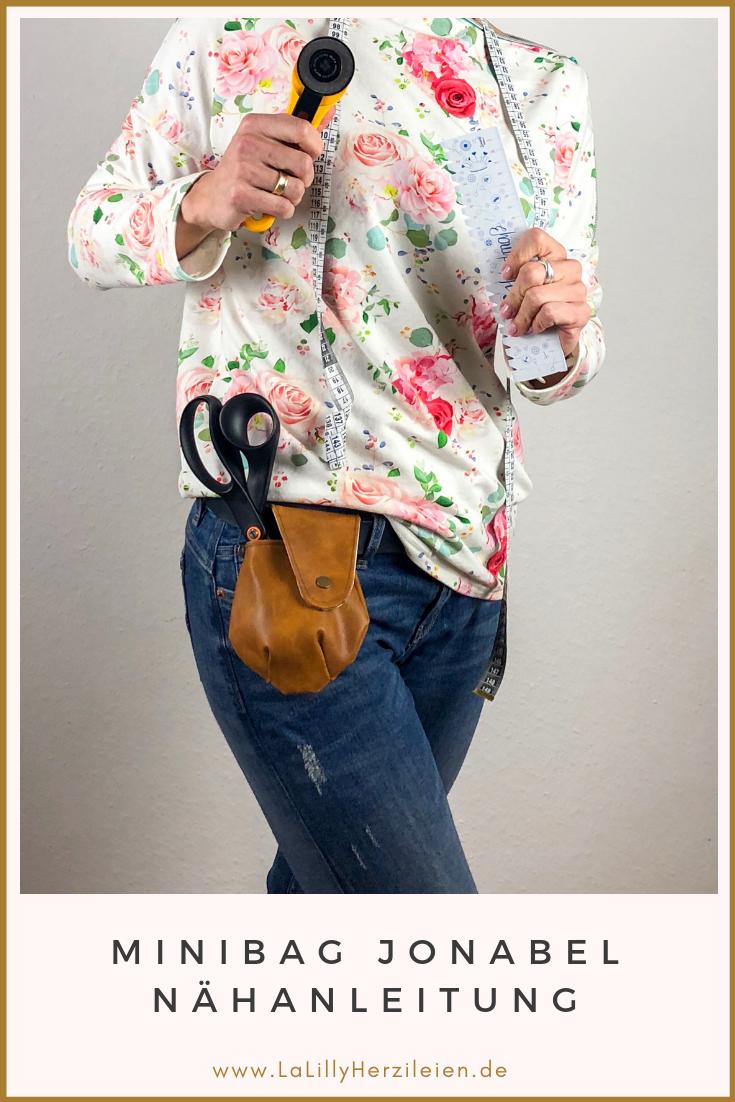 Anzeige: Das Handy ist auch bei dir immer mitten drin im Geschehen? Mit dem Panzerglas von Weinstock Science ist es optimal geschützt. Und um es griffbereit zu verstauen, empfehle Kannst du eine Handy- Gürteltasche nähen. Ganz einfach mit dem Ebook Jonabel!