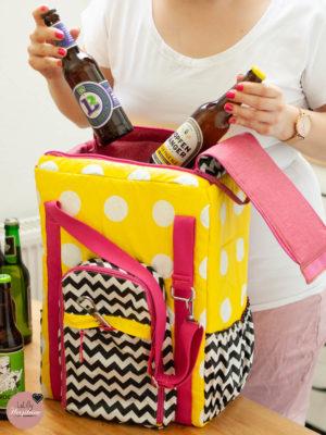 Anzeige: Kühltasche Nähen mit BierSelect (Verlosung)