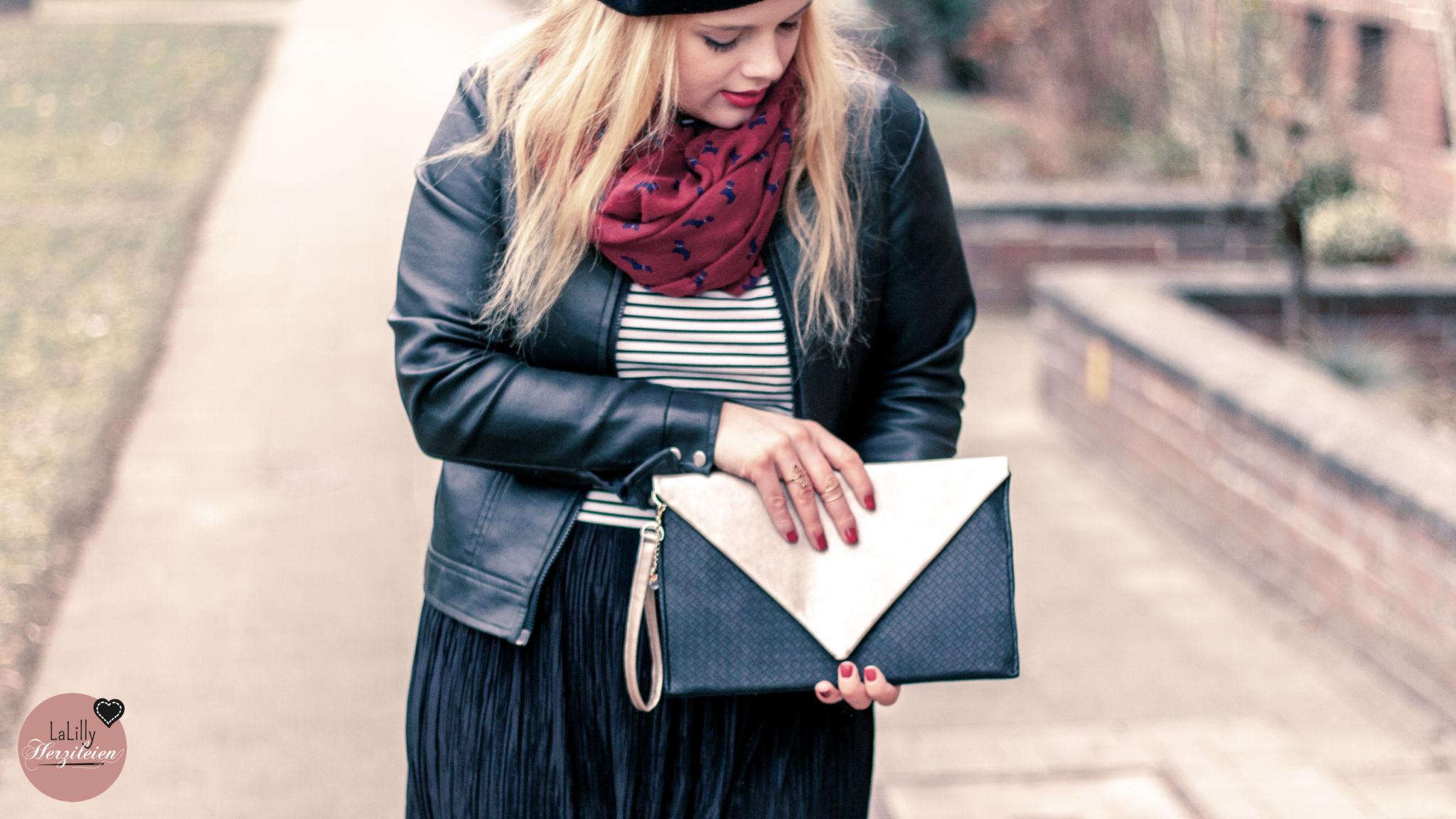 Oribel ist online – Relaunch der Envelope Clutch