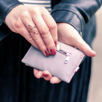 Envelope Clutch & Purse Oribel