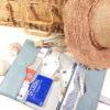 näh dir dein Reiseunterlagen Etui nach dem Schnitt Traveller Briefcase Camino!