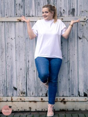 Basic-Shirt nähen – fünf Schnitte die du kennen solltest!