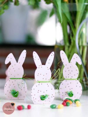 Papier Plotten: Tipps und Last-Minute Oster Dekoration