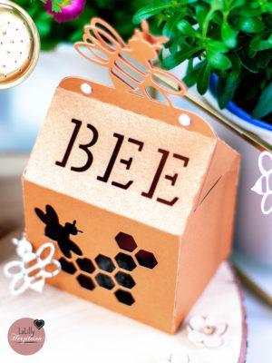Seedbombs in der Bienenretterbox – Tutorial zum Selbermachen