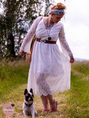 Willa von Schnittgeflüster – ein Mädchen- Hippie-Traum