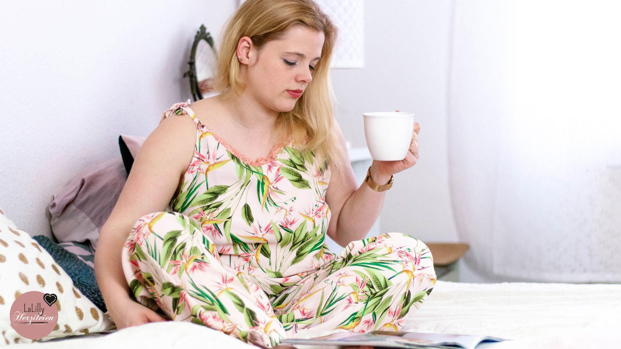 Nachtwäsche nähen – Warum du deine Schlafanzüge schätzen solltest!