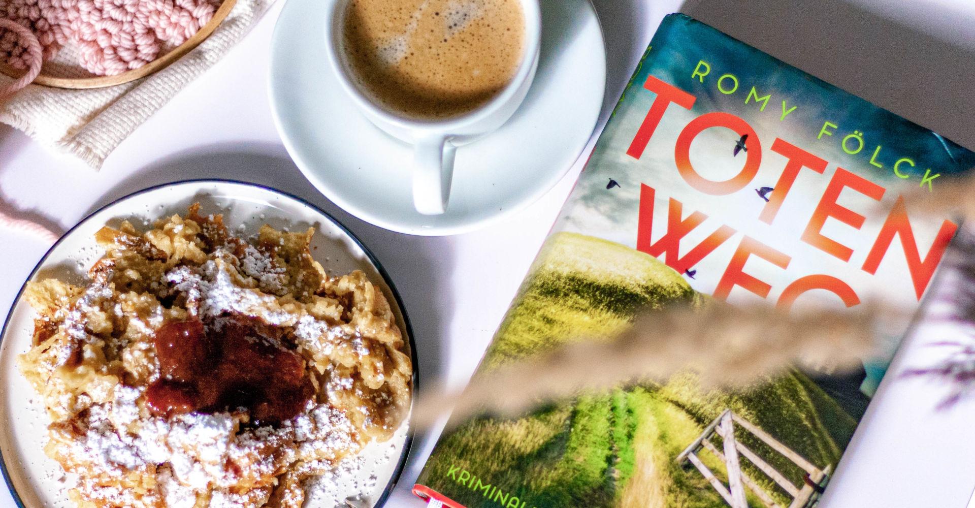 Apfelschmarrn und Kriminalromane – ein perfekter Tag im Herbst