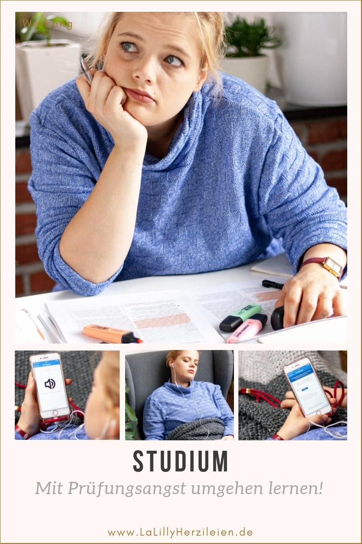 Anzeige: Prüfungsangst war in meinem Studium ein ständiger Begleiter. Heute stelle ich dir eine App vor, mit deren Hilfe du mit Prüfungsangst umgehen lernen kannst!