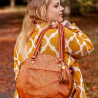 Circlebags sind zeitlos, edel und immer ein Hingucker. Du kannst mit dem Schnittmuster-Ebook Rondabel&Rondabelita eine Circlebag nähen wie sie dir gefällt!