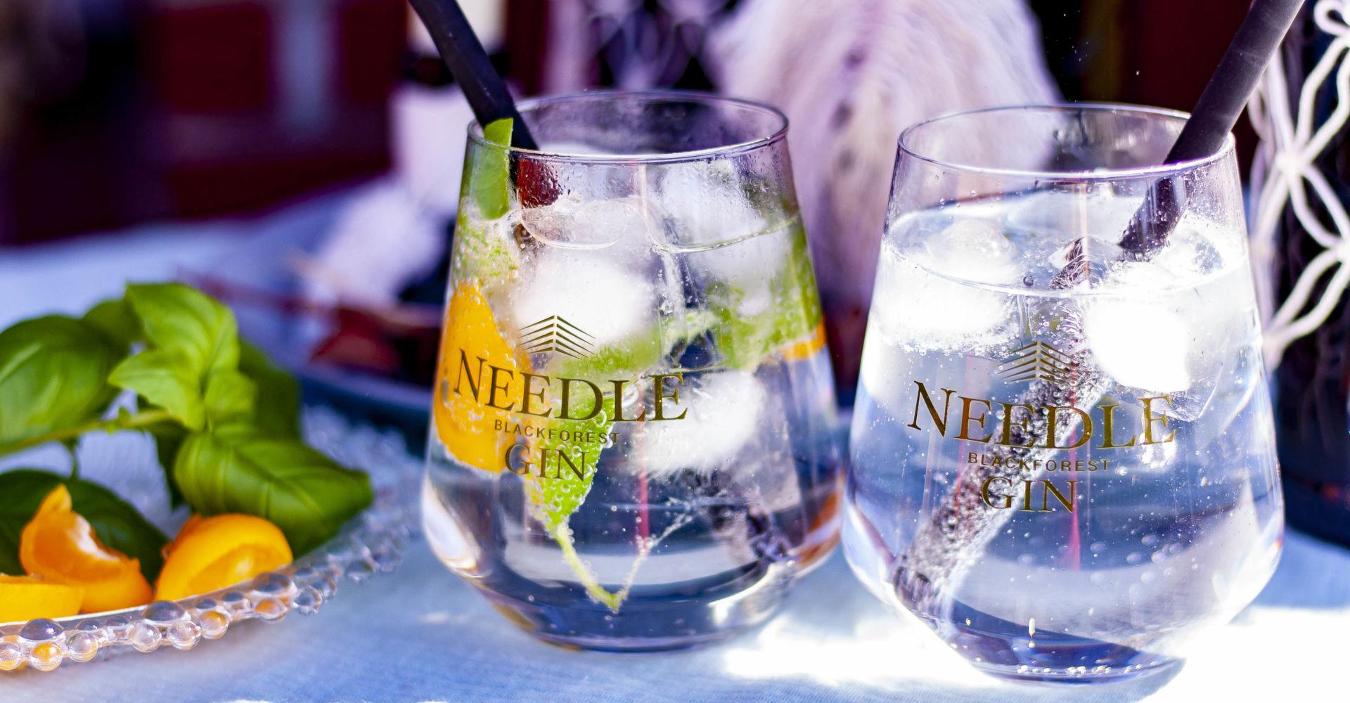 Anzeige: Makramee Windlicht selber machen mit Needle Gin