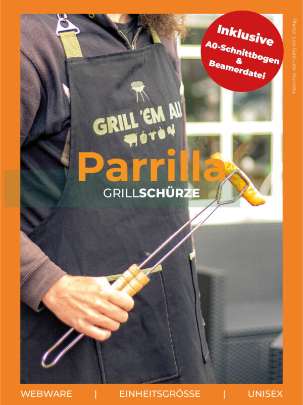 Grillschuerze Parilla Titelbild