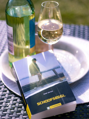 Anzeige: Schoofseggl – Schwabenkrimi gegen Balkonien-Blues