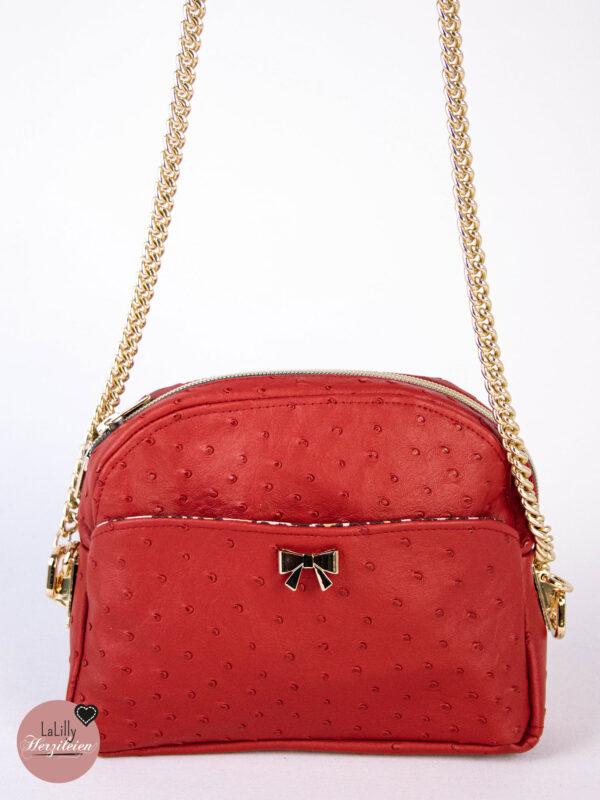 Eine Tasche nähen mit Boden und Blenden ist mit dem Schnittmuster Christabelita ganz einfach – Deine Designertasche einfach selbst nähen!