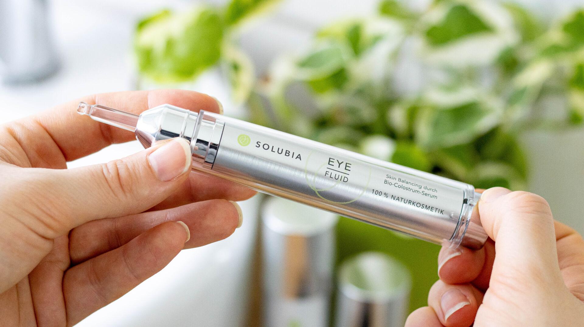 Anzeige: Anti-Aging-Hautpflege mit WOW-Effekt – Solubia EGF Pflege