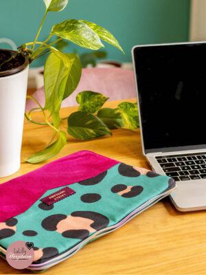 Laptopsleeve Trabajador – Neues Schnittmuster