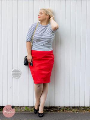 Bleistiftrock Luana: Shop my Fabric – Materialempfehlungen