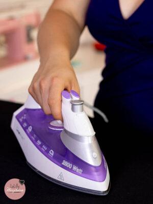 Richtig Bügeln beim Nähen- Das A&O für schöne Kleidung